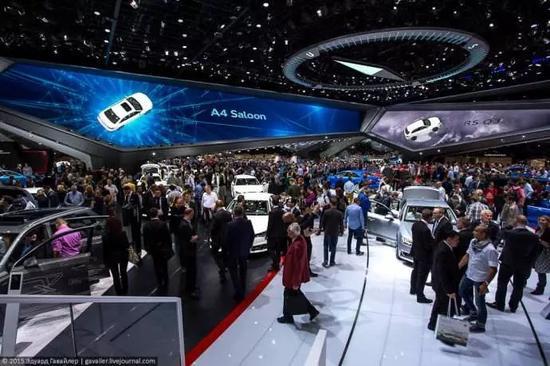 2017年全球汽车销量首破9000万辆,超25%在中国