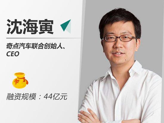 """融资规模超420亿! 6大造车新势力""""钱程似锦"""""""