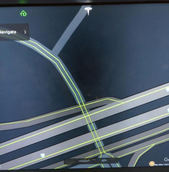 特斯拉新款市内导航及地图引擎将完成