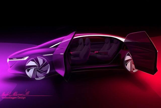 续航665公里 大众3月初发布全新电动概念车