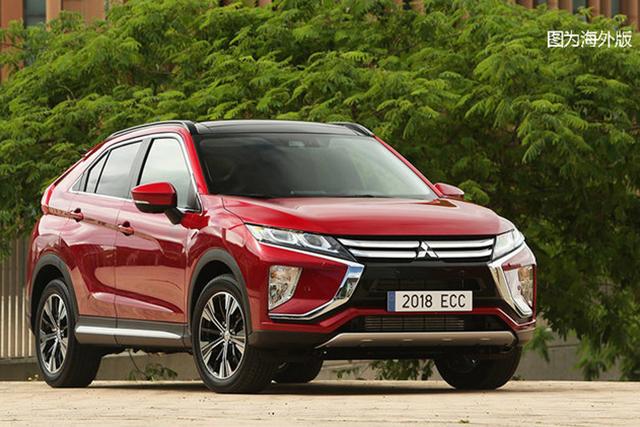 广汽三菱2018年将推4款新车型 全是SUV