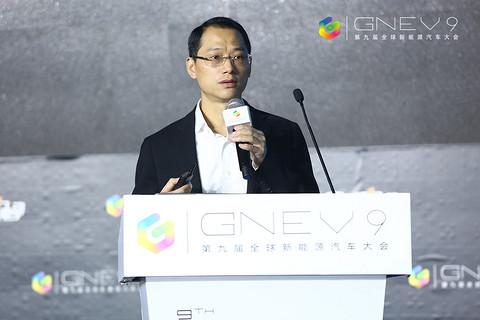 天际汽车董事&CMO 向东平
