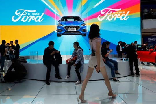 福特通用双双在华销量下滑 2020年美系车表现仍不容乐观