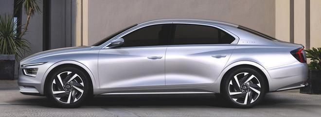 明年一月上市 北京现代全新名图即将在广州车展首秀