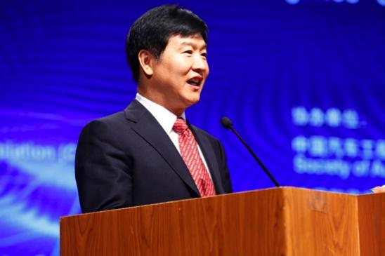 交通运输部党组成员、副部长刘小明致辞