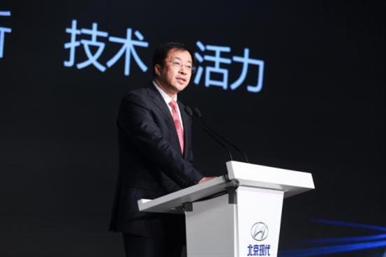 原北汽副总刘智丰加盟长城 任哈弗营销总经理