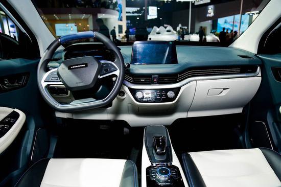 采用全新品牌logo 猎豹Coupe车型/缤歌上海车展首发