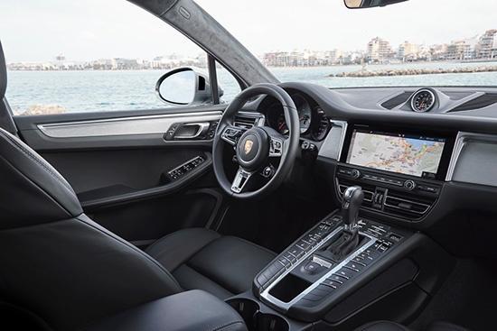 新款保时捷 Macan S 启动预售 预售价66.8万元