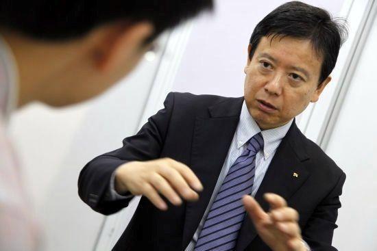 雷诺-日产-三菱联盟高级副总裁 浅见孝雄(Takao Asami)