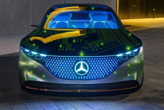 英伟达与奔驰将深度合作研发智能汽车 首款产品2024年推出
