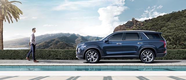 现代汽车开启在华进口汽车业务首款引进帕里斯帝