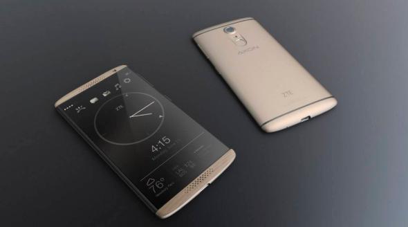 中兴AXON 7 手机