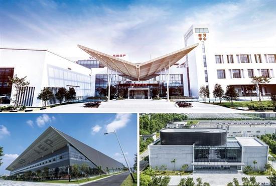 东风日产大学、东风日产先进工程技术中心、启辰造型中心
