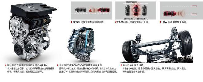 9月25日上市 新款启辰T90官图发布