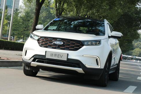 试驾|福特领界EV 技术过硬服务靠谱