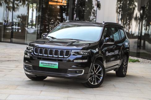试驾|品牌首款新能源车型 Jeep指挥官 PHEV