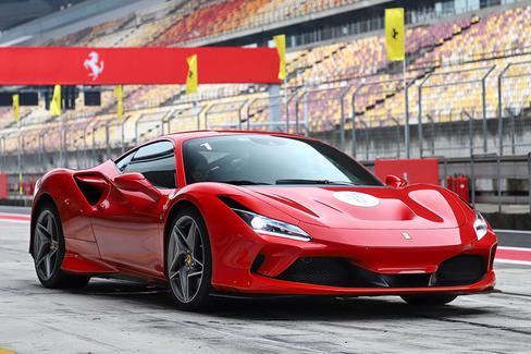 赛道|一切只为更快 试驾法拉利F8 Tributo