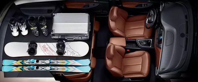 别克GL6五座版车型上市 售价14.19万元起