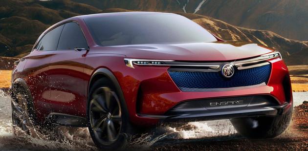 终于不是换皮欧宝 别克将推自主设计全新轿跑SUV