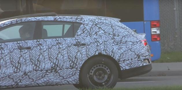 新款奔驰CLA猎装版谍照曝光 2020年正式亮相