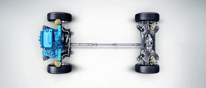 我能用两缸跑你受得了吗 解码凯迪拉克XT4