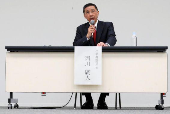 日产CEO西川广人:在整顿好公司治理后愿意离职