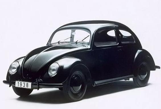 第一代甲殼蟲