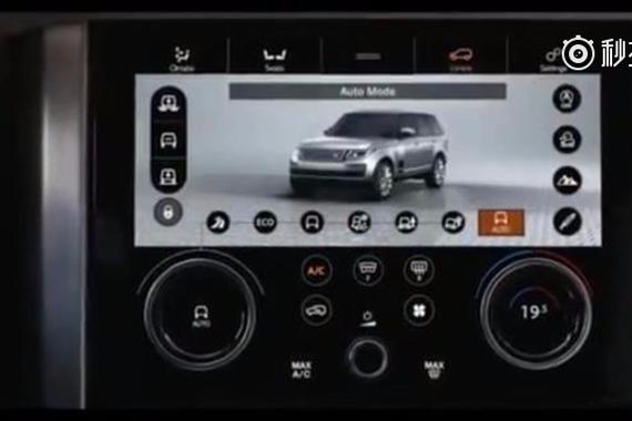 视频:V8发动机5.1秒加速,2018款路虎Range Rover
