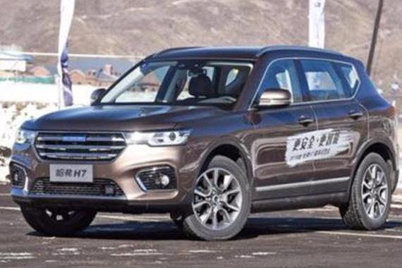 视频:推荐三款自主品牌7座高品质SUV