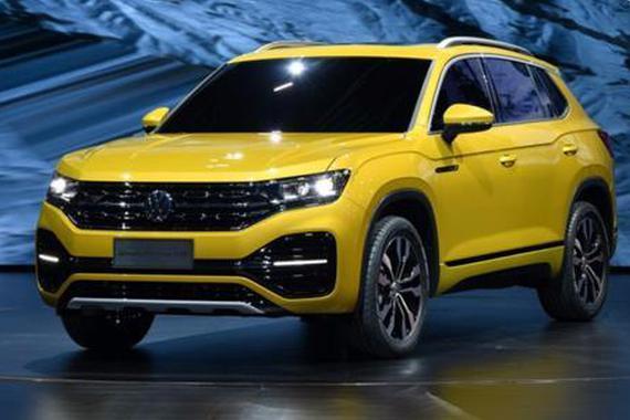 视频:北京车展就看这12款SUV!