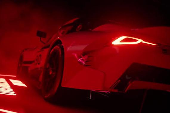 视频:首发之后,全新丰田概念车加入Gran Turismo Sport