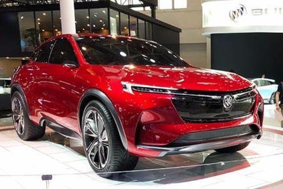 视频:纯电动SUV典范 直击2018北京车展