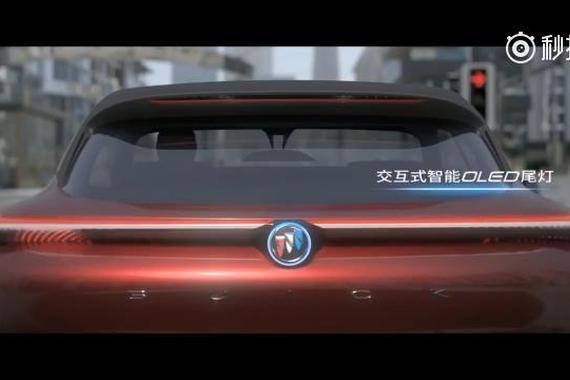 视频:全新别克全电动概念SUV