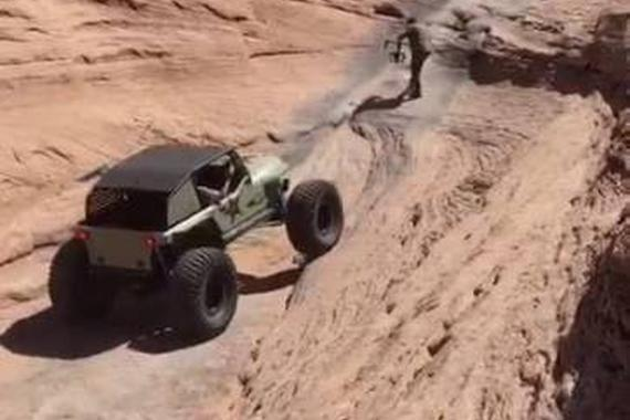 深度改装Jeep牧马人