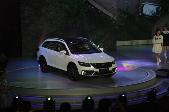 天津一汽骏派CX65上市 售6.89-7.68万元