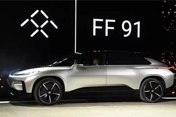 FF 91抵京乐视网追债 贾跃亭的冰火两重天