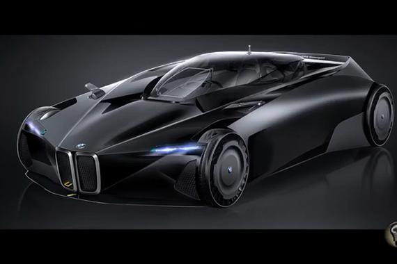 视频:未来宝马Y2汽车概念设计
