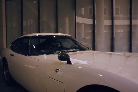 视频:丰田2000GT 周年纪念宣传片