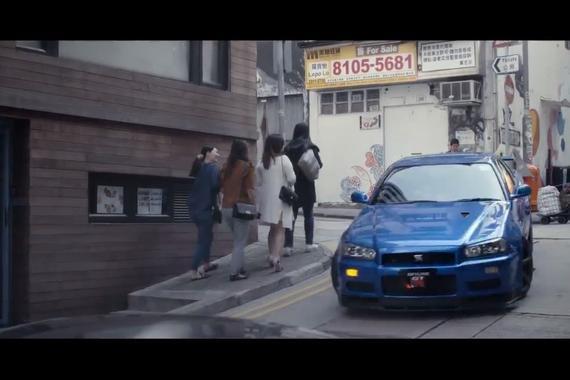 视频:小时候的梦想是什么,日产GTR小改款后的煽情广告