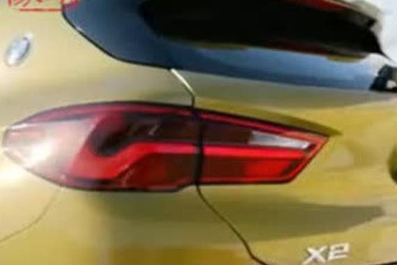 全新宝马X2正式发布
