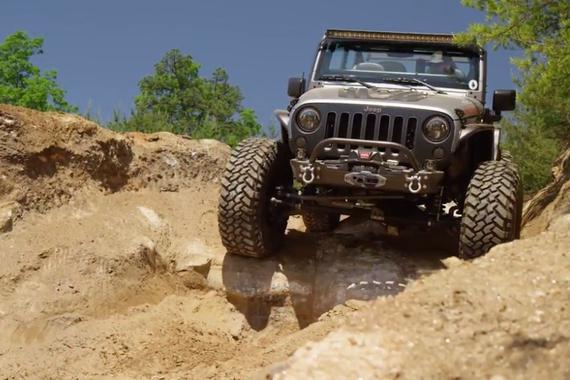 如果有辆Jeep牧马人