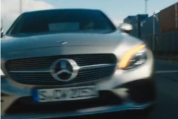 全新梅赛德斯-奔驰C级宣传片