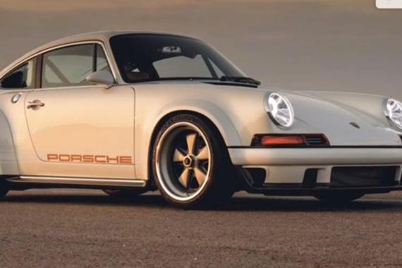复古风潮 Singer 911 DLS概念车致敬经典