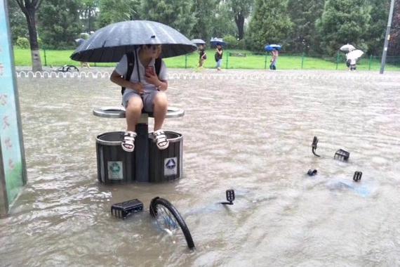 一场暴雨让北京网约车回到5年前 其实之前早已出奇难