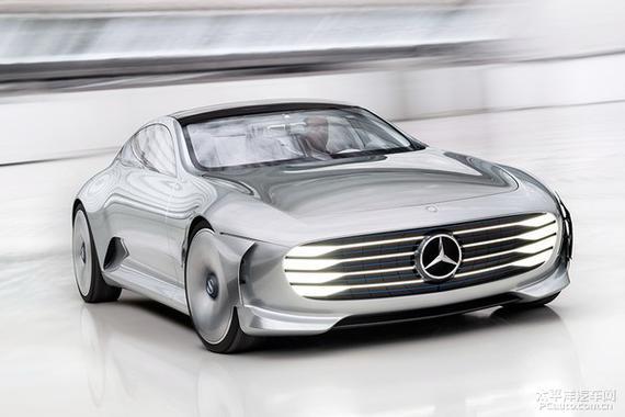 奔驰IAA空气动力智能概念车