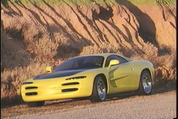 1994年的道奇Venom概念跑车