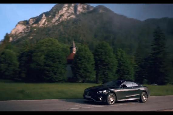 AMG S63 4MATIC+Cabriolet