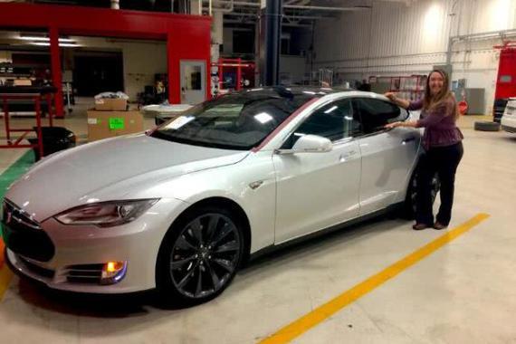 特斯拉前工程师爆料Model S设计缺陷:车身易断裂电池易燃