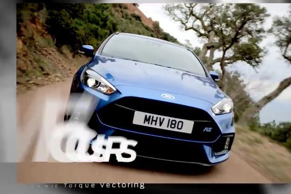 性能钢炮BOSS! 看福特RS车系历史
