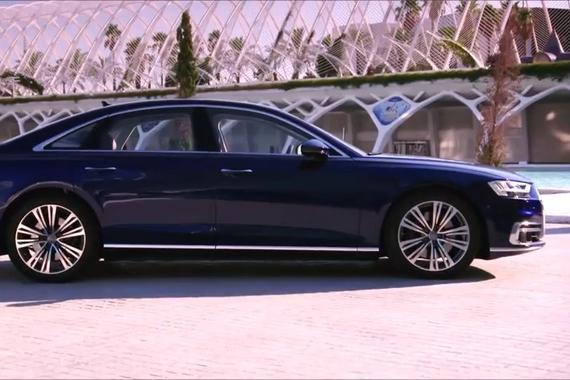 新款奥迪A8 VS 新款奔驰S级